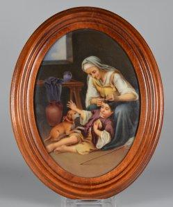 Bartolomé Estéban Murillo (1618-1682), Häusliche Toilette, D1978