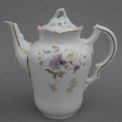Buckauer Porzellanmanufaktur, Kaffeekanne um 1897, D0763-203-21
