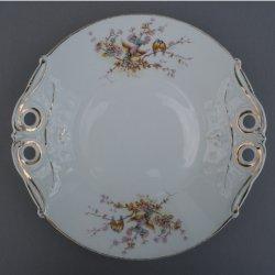 Buckauer Porzellanmanufaktur, Kuchenschale um 1885, D0747-017-07