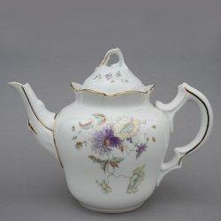 Buckauer Porzellanmanufaktur, Teekanne um 1897, D0764-204-21