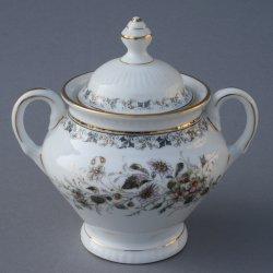 Buckauer Porzellanmanufaktur, Zuckerdose um 1885, D0689-159-10