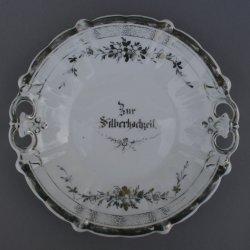 Tielsch, Altwasser, Anbietschale um 1880, D0752